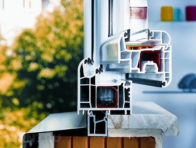 ویژگی های پنجره دوجداره upvc گروه تخصصی مایان پنجره