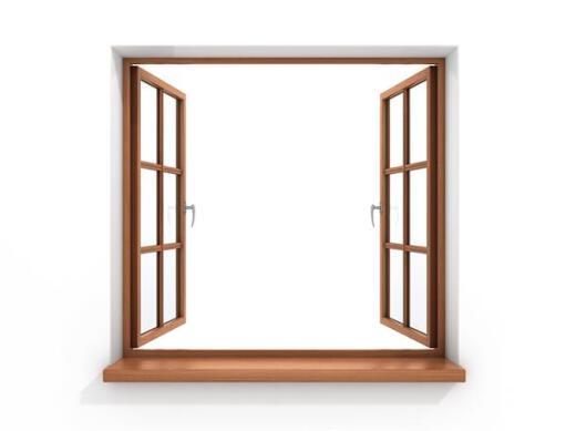 UPVC پنجره دوجداره
